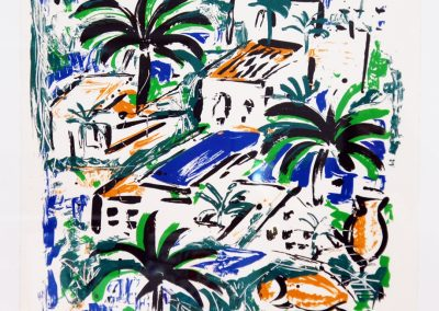 Houses, Palmtrees, Pools